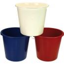 Bucket 5 liter fém Rögzítők háztartási színes