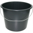 wholesale Cleaning: Bucket 12 liters black conditionally ...