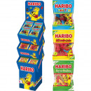 wholesale Food & Beverage: Food Haribo 200g Veggie 84 pieces Display