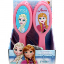 wholesale Licensed Products: hairbrush Disneyfrozen 8 pieces Display 2-