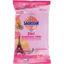 Hygiene Tücher Sagrotan 2in1 10er Lemon Blossom