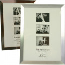 Großhandel Home & Living: Fotorahmen Alu Styleglanz 13x18cm 2 Farben sortier