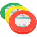 Frisbee 20cm Top throwing disc colored assorted