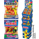 Food Haribo 175 / 200g 106 Display 100 years
