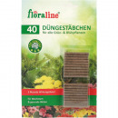 wholesale Garden & DIY store: Blumendünger Sticks 40er Efficiency 3 months