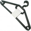 wholesale Fashion & Apparel: Clothes hanger Set of 5 plastic swivel hook