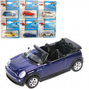 wholesale Toys: Car metal 1:60, 7x3x2,5cm 24 models assorted