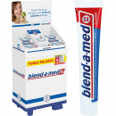 Toothpaste Blend-a-med 75ml 432er Display assorted