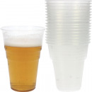 wholesale Party Items: Party cup for beer 10er 0,4l in polybag