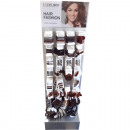 Damen braun cabello en 212er Display