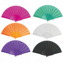 wholesale Toys: Spanish hand fan in 24x Display each 23x2cm