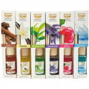 wholesale Drugstore & Beauty: Perfume oil 30ml Room perfume set with reedgrassbe