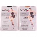 Fine ankle socks, one size, black, make-up