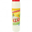 IZO Scrubbing Powder 500g Lemon for bathroom and k