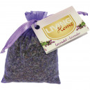 wholesale Gift Wrapping: Fragrance bag lavender in organza bag 15g