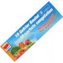 Freezer bag 3l 10pcs with zip closure 27x28cm