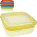 Fresh Fruit Canning Color Line 14x14x5cm 4 colors