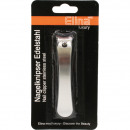 Nail clipper stainless steel 9cm on card