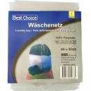 Wäschenetz/Wäschesack 1er XL 60 x 90cm mit Zugband