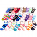 Socks Kuschelsocken Strip look 12 fold sort
