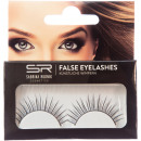 Cosmetics Artificial eyelashes 2er 10- times assor