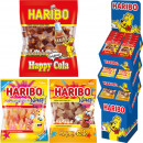 Food Haribo 106s Display No. 1, 6- times assorted