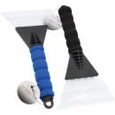 groothandel Auto's & Quads: Auto ijskrabber soft grip 26x13cm