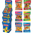 Food Haribo 175 / 200g family joy 102 Display