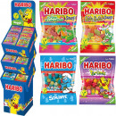 wholesale Food & Beverage: Food Haribo 175 / 200g Veggie Offensive 101 piec