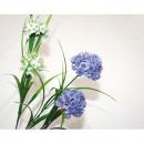 Großhandel Home & Living: Blume 62cm, wunderschön, mit 2 großen Blüten 62cm