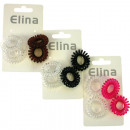 wholesale Hair Accessories: Hair Accessories Spiral-Zopfringe 4er
