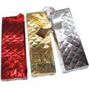 grossiste Cadeaux et papeterie: sac de luxe de qualité, bouteille 35x12x10cm,
