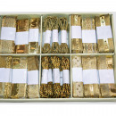 wholesale Gifts & Stationery: High-quality gift ribbon display with cord,