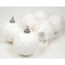 wholesale Snow Globes: Deco snow balls set of 6! 5cm each from Polyfoam,