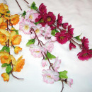 wholesale Artificial Flowers: Apple blossom XL in 3 color combinations