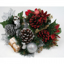wholesale Home & Living: Decoration Outlet 20x14cm, 4 times assorted ,