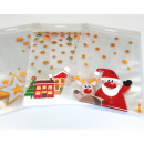 Floor bag set of 6, 14x23cm,