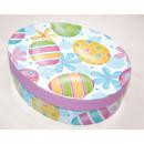 Gift box Easter egg 15x12x4,5cm,
