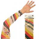 Fan Németország Tattoo Armstulpe 46cm