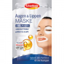 Schaebens Face Mask Eyes & Lips 4x1,5ml
