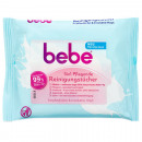 Bebe cleaning wipes 5in1 7er for the journey