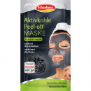 Schaebens Facial Mask Activated Carbon Peel-Off 2x