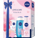 Nivea GP Q10 Range Set 4-piece