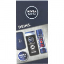 Nivea GP Active for Men Deodorant Spray 150ml + sh