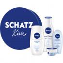 Großhandel Duschen & Baden: Nivea GP Schatzkiste Dusche Soft 250ml ...