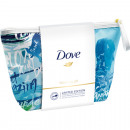 Dove GP shower 250ml care & oil + shower peeli