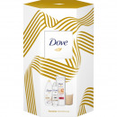 Dove GP zuhany 250ml + krém 400ml + dezodor spray