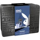 Playboy GP EdT 60ml + prysznic 250ml King