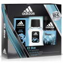 Adidas GP EdT 50ml + Deo 150ml + Dusch 250ml Ice