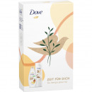 Dove GP Dusch 250ml + Lotion 400ml Kokos